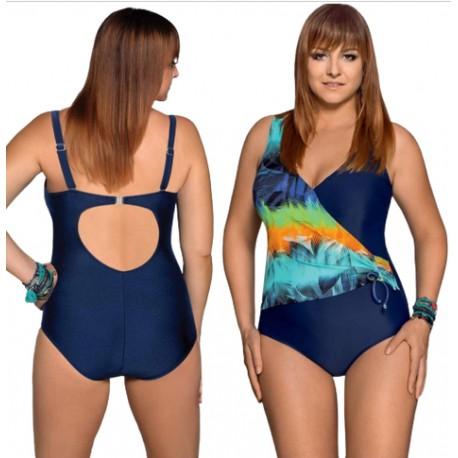 Strój kąpielowy 7336 kostium plaża basen
