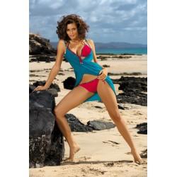 Kostium kąpielowy Jenny Red Carpet M-205 Czerwony (20)
