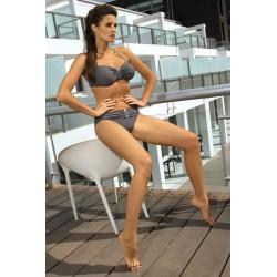 Kostium kąpielowy Bella Ardesia M-195 Szary (135)