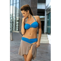 Kostium kąpielowy Bella Kingfisher M-195 Niebieski (137)