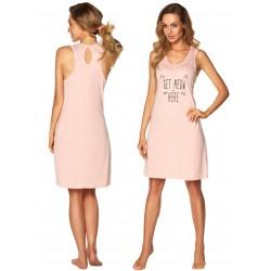 Koszula nocna Fiona Rossli Róż Homewear