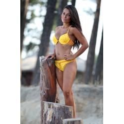 Kostium kąpielowy Primavera żółty