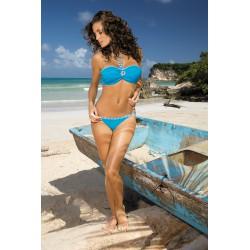 Kostium kąpielowy Rachel Turcheze M-261 Błękitny (156)