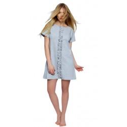 Koszulka nocna Angel szara Sensis Homewear