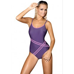 Strój kąpielowy kostium 7132/4 basen plaża