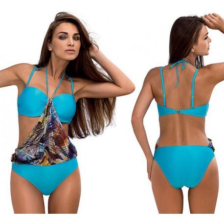 Strój kąpielowy kostium 7299 monokini