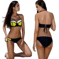 Strój kąpielowy 2054 kostium push-up