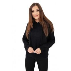 Bluza damska sweter Luella Black Ventini