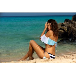Top kąpielowy Grace Fata-Bianco M-488 (8)