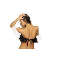 Top kąpielowy Grace Nero-Bianco M-488 (9)