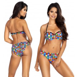 Strój kąpielowy 2385/1 kostium push-up