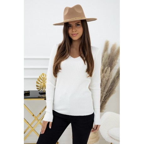 Sweter Daily ZB94598 White