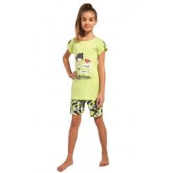Piżama dziewczęca 243/62 Cornette Girl