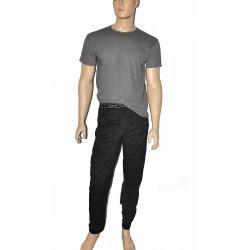 Piżama męska 108/101 JACK bawełna, krótki rękaw