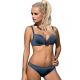 Strój kąpielowy dwuczęściowy bikini push-up L-5359