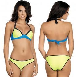 Strój kąpielowy dwuczęściowy bikini push-up L-2217