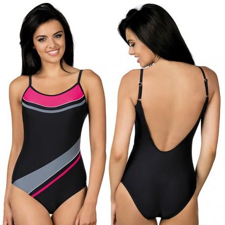 Strój kąpielowy kostium 7131 basen plaża
