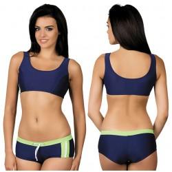 Strój kąpielowy 4001/3 kostium sport fitness yoga