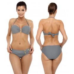 Kostium kąpielowy M-523/8 strój bikini szary