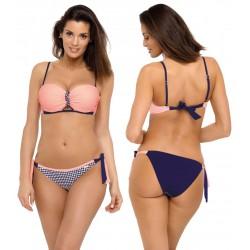 Kostium Kąpielowy Caren Blu Scuro-Allegra M-505 (3)