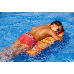 Kąpielówki bokserki spodenki chłopięce, dla chłopca CB-7, czerwone