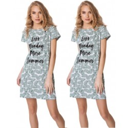 Koszulka nocna Tropics Aruelle Homewear