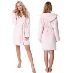 Szlafrok damski Sparkly Pink Aruelle Homewear