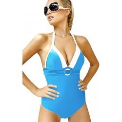 Strój kąpielowy 7009 kostium miska pianka