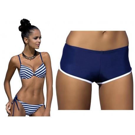 Strój kąpielowy trzyczęściowy bikini push-up L-5339