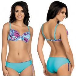 Strój kąpielowy dwuczęściowy bikini ze sztywną miską L-5420