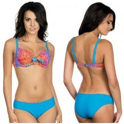 Strój kąpielowy dwuczęściowy bikini z usztywnianą miską L-5407 v.1