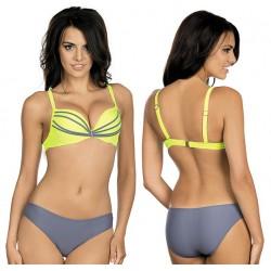Strój kąpielowy dwuczęściowy bikini push-up L-3194 v.2