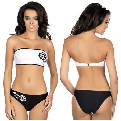Strój kąpielowy bikini z miękką miską na fiszbinach L-5005/6
