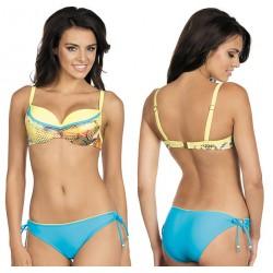 Strój kąpielowy dwuczęściowy bikini push-up L-5408 v.2