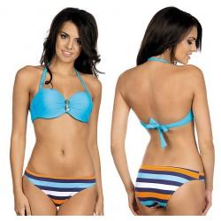 Strój kąpielowy dwuczęściowy bikini push-up L-5411