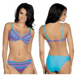 Strój kąpielowy dwuczęściowy bikini push-up L-5421 v.1
