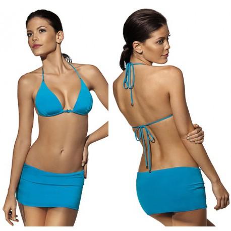 Strój kąpielowy 2004/3 kostium spódniczka