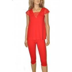 Piżama De Lafense Fanny 341 kr/r
