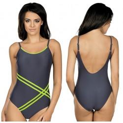 Strój kąpielowy kostium 7132/6 basen plaża