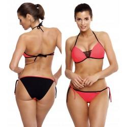 Kostium kąpielowy M-547/8 strój push-up bikini