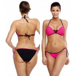 Kostium kąpielowy M-547/9 strój push-up bikini