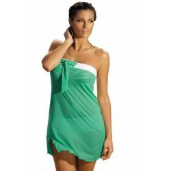 Tunika plażowa Mia Zacinto M-241/311 Zielona