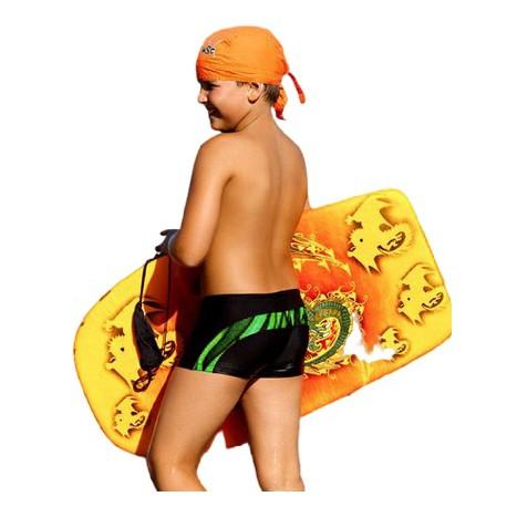 Kąpielówki spodenki bokserki dla chłopca chłopięce CB-1/z