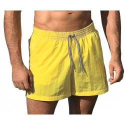 Kąpielówki męskie spodenki Bermudy 99/8 v.8, żółty