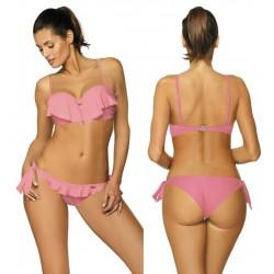 Kostium kąpielowy Meredith Flamingo Pink M-467 (9)