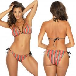 Kostium kąpielowy M-586/7 strój bikini