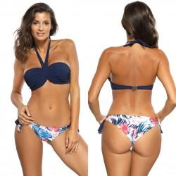 Kostium kąpielowy Clarissa Blu Scuro M-587 (3)