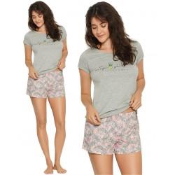 Piżama damska Favor Henderson Szary-róż