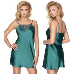 Koszulka nocna Emerald I Dark Green Irall