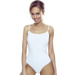 Body klasyczne Paola Eldar bawełna Białe